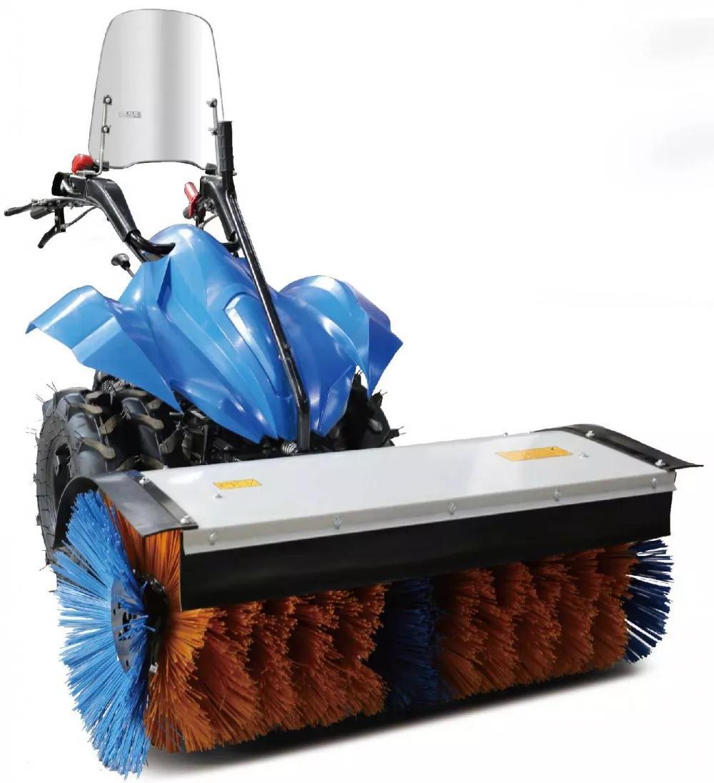 罗图氏TD750手推式洗地机万洁清洁专业除雪设备厂家
