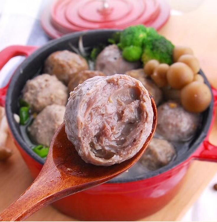 鱼皮猪肉卷价位_汕头哪里有供应品质好的牛筋丸