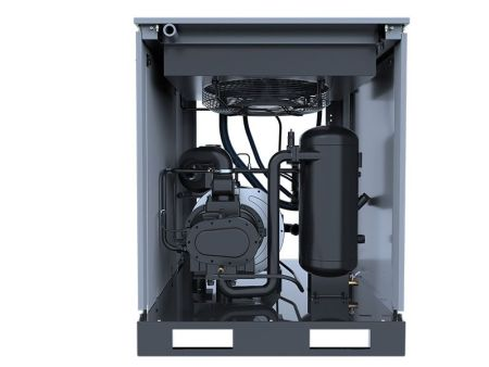 冷冻机冷却器清洗价格-陕西不错的西安空压机清洗公司