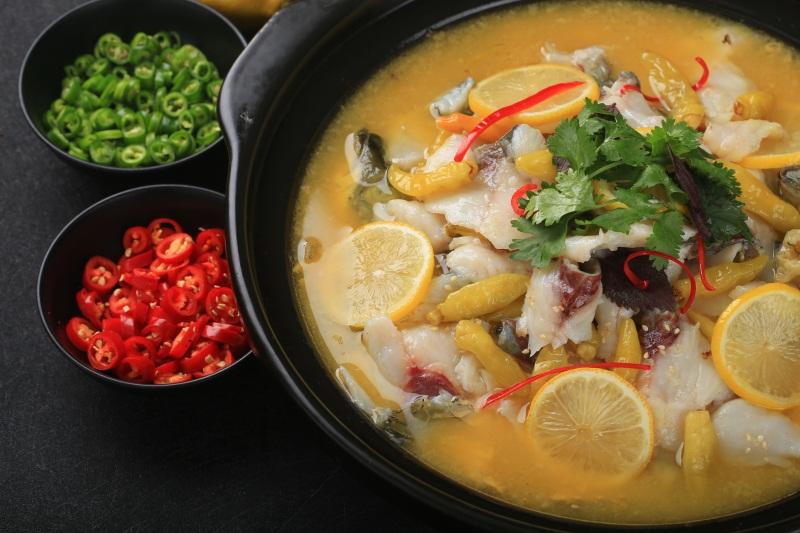 檸檬魚-肇慶資深的魚火鍋加盟