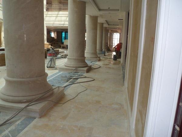 宁夏石材养护-推荐合格的石材养护服务