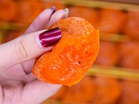 潍坊霜降柿饼加盟商|划算的霜降柿饼推荐