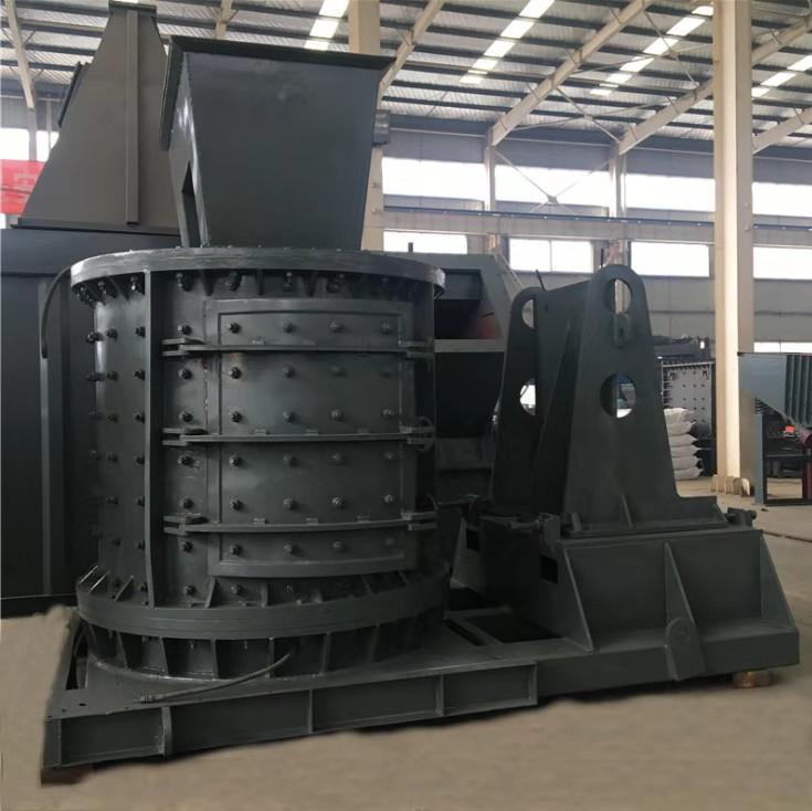 立轴制砂机——河南迪沃机械