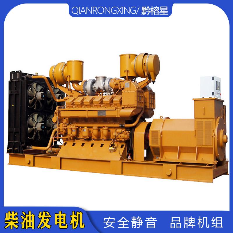 貴陽發電機排氣系統怎么保養?