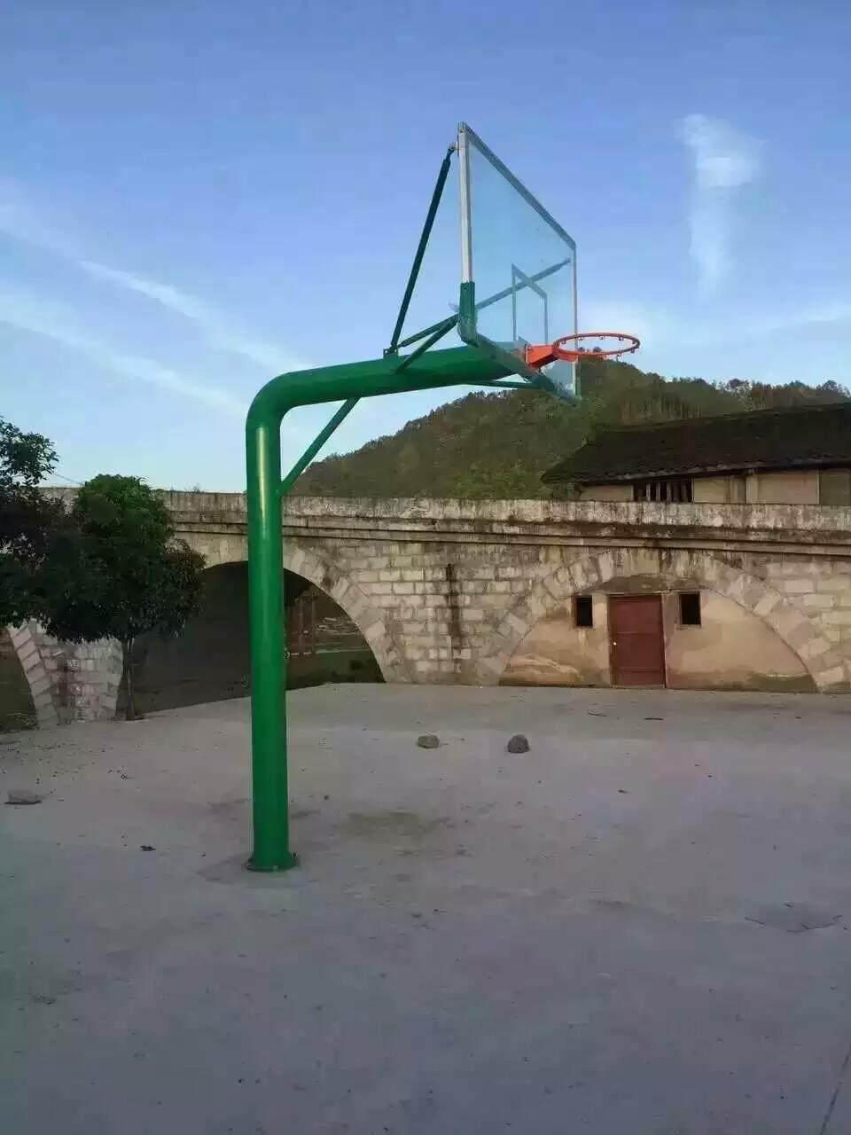 手动液压篮球架|南宁星之健具有口碑的星之健移动篮球架出售