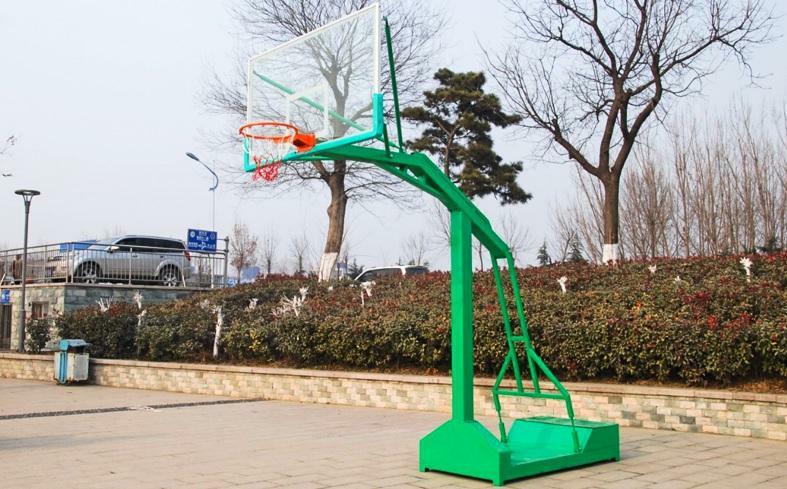 液压篮球架_山东移动篮球架-山东标准篮球架