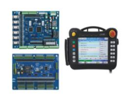 重庆好用的四轴伺服脉冲kong制系统-朗宇芯提供超值的冲床ji械手kong制系统