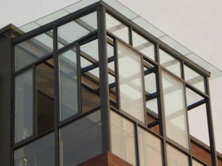 宁夏阳光房工程-供应兰州划算的兰州阳光房玻璃