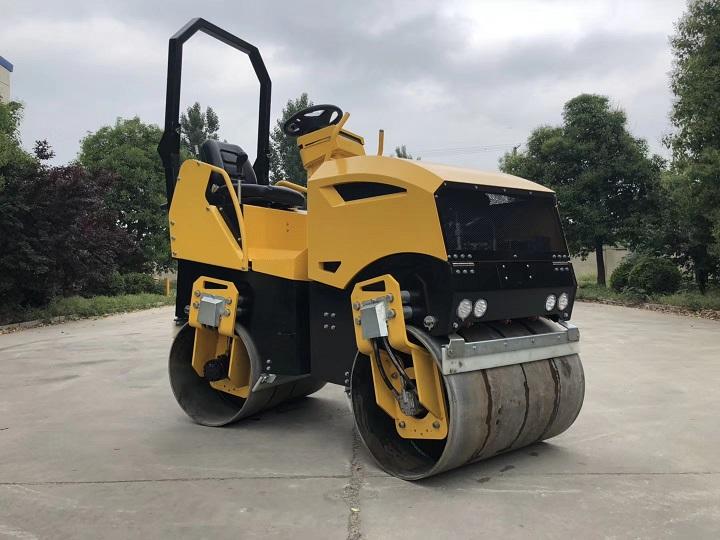 冠道机械提供专业的洛阳小型压路机-厂家供应6吨压路机
