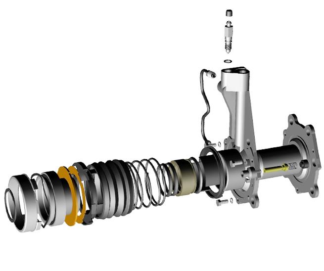 TNF分离轴承总成-温州好用的液压分离轴承_厂家直销