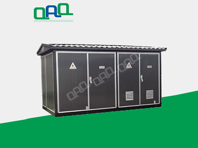 YB智能型预装式变电站-侨世电气科技的箱式变电站怎么样