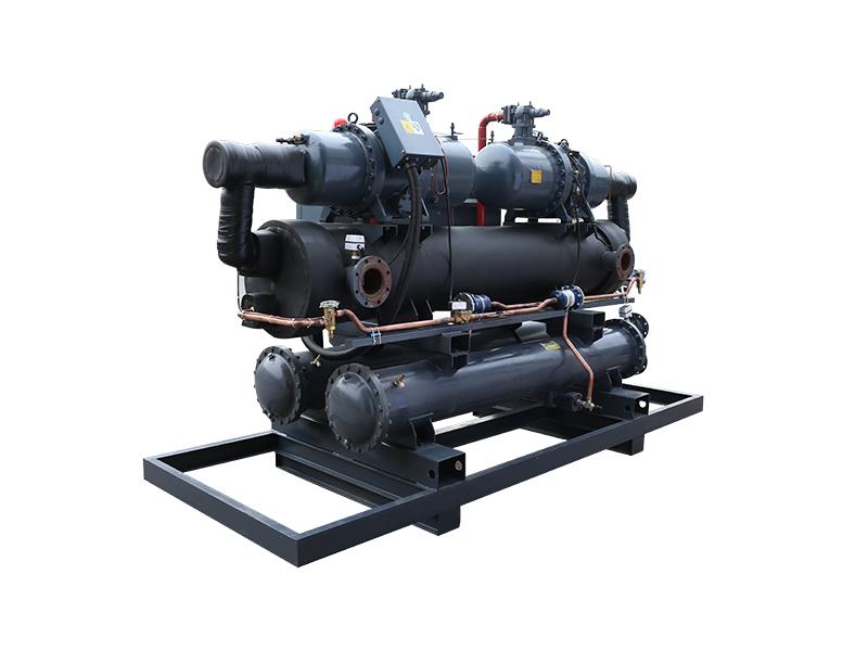 冷水機批發-供應高效節能的單機頭螺桿冷水機