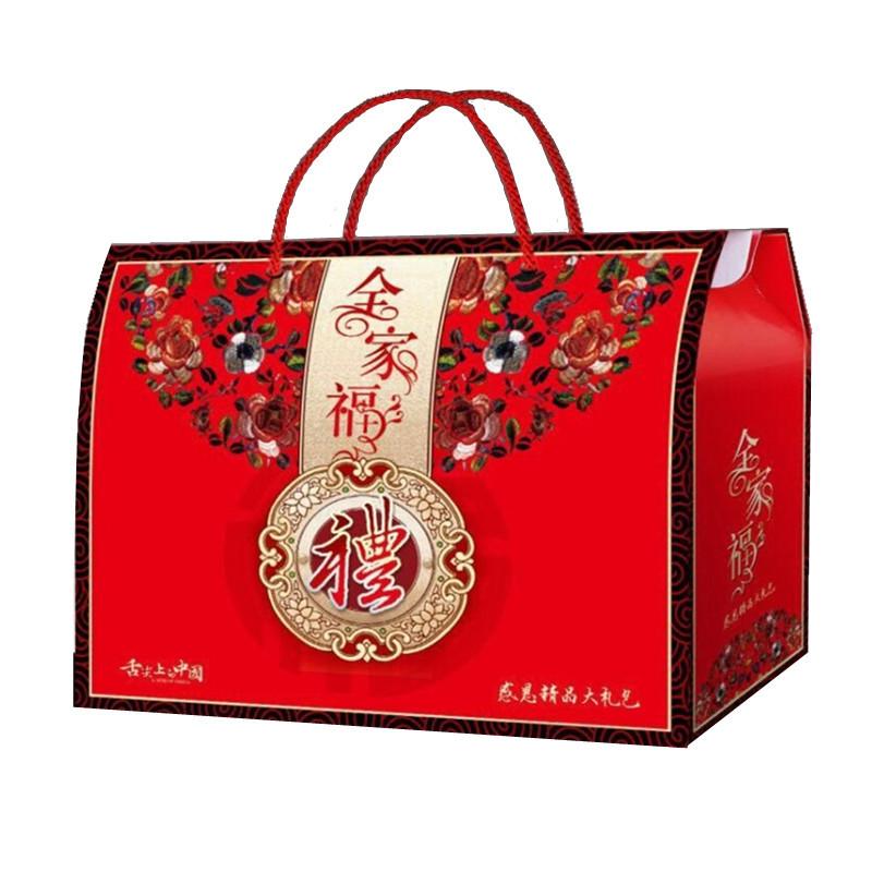 鄭州春節包裝禮盒批發-鄭州哪里能買到可信賴的春節包裝禮盒