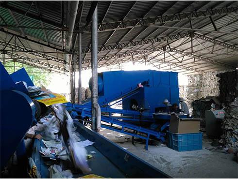 山东废纸分选机|源旭机械厂废纸分选机厂家供应