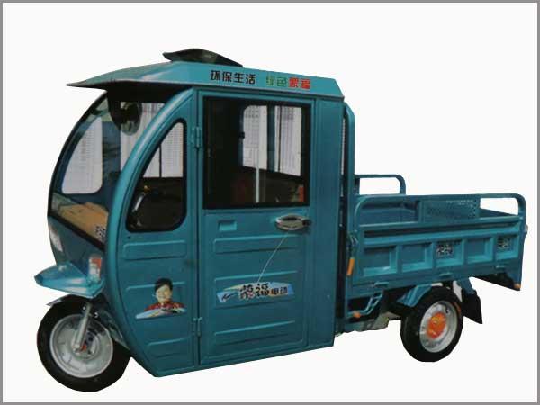 电动货运三轮车