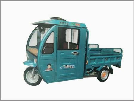 滨州电动三轮蓬车价格-供应口碑好的电动货运三轮车