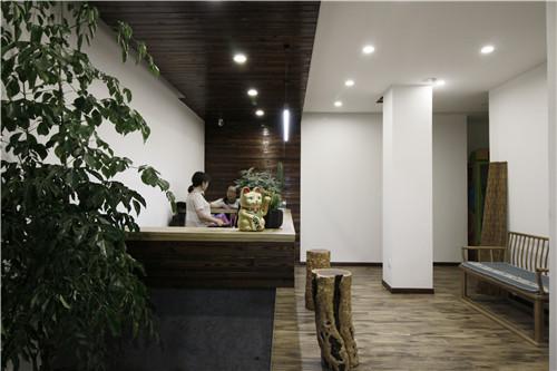 西安主题酒店装修设计-西安酒店设计当选木策空间设计