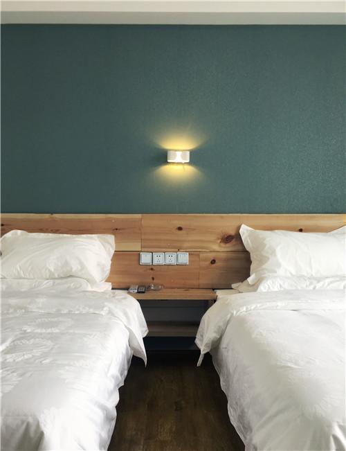 西安主题酒店装修设计收费-专业西安酒店设计服务找木策空间设计