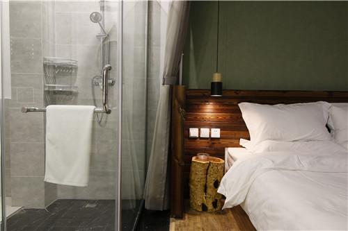 西安主题酒店装修设计费用-木策空间设计_西安酒店设计_经验丰富