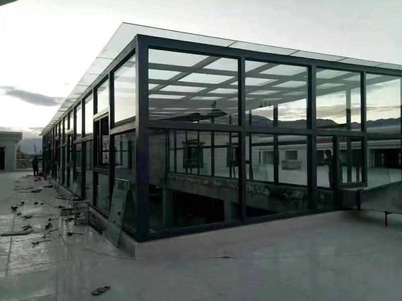 山南價位合理的拉薩陽光房板房-西藏拉薩陽光房活動板房制造專家