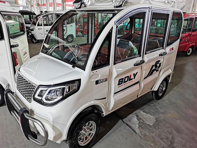新国标电动车|供应临沂专业的电动四轮蓬车