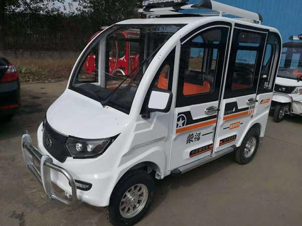 菏泽电动四轮篷车-想买口碑好的电动四轮蓬车,就来蒙福电动车业
