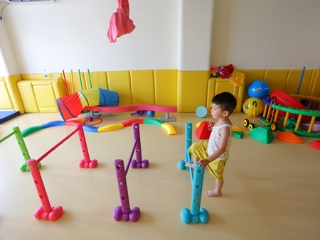 大連兒童注意力訓練-有保障的注意力培訓當選星空之城特殊兒童康復服務
