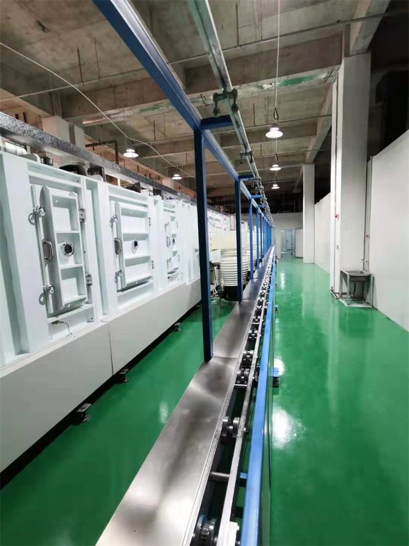 广东蒸发镀膜设备-广东划算的非导磁控镀膜机