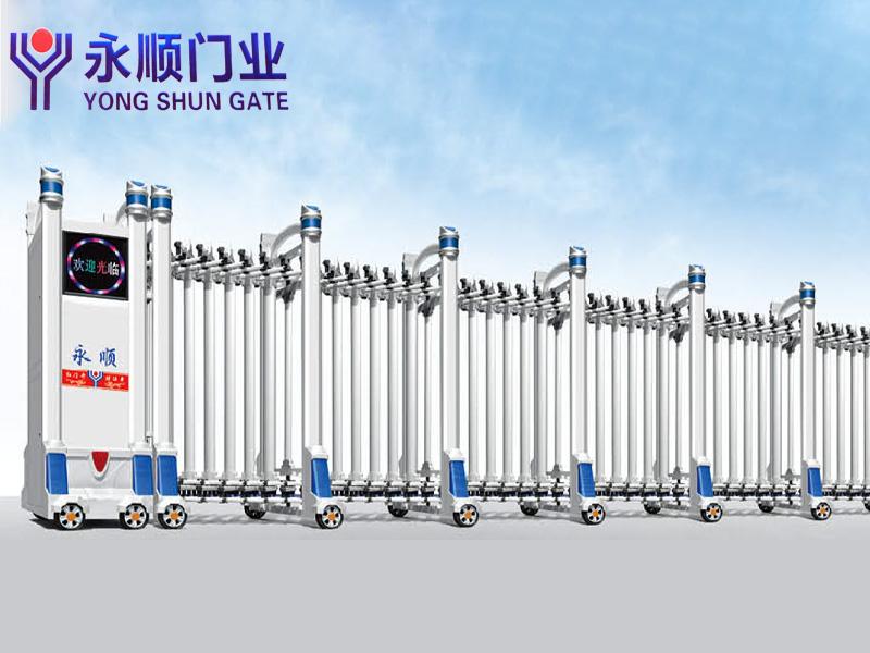 保定电动伸缩门-价格适中的电动伸缩门厂家在哪里