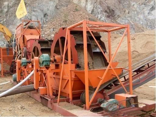 破碎二次水洗生产线多少钱-大量供应高性价破碎二次水洗制砂生产线