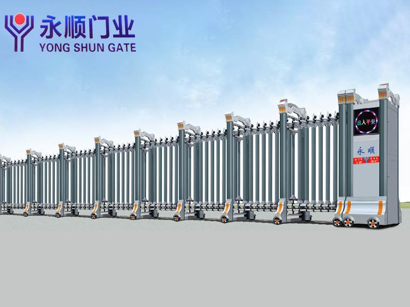金华电动伸缩门厂家-山东有实力的电动伸缩门厂家