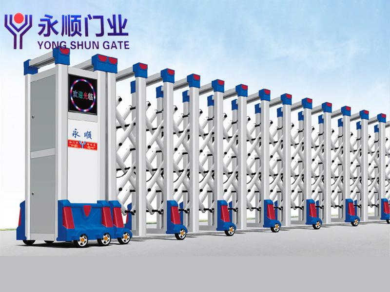 重庆不锈钢电动门|临沂口碑好的不锈钢电动门厂家推荐