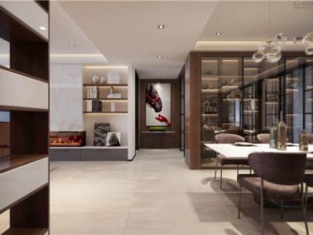 西安别墅软装设计|信誉好的西安软装公司您的品质之选
