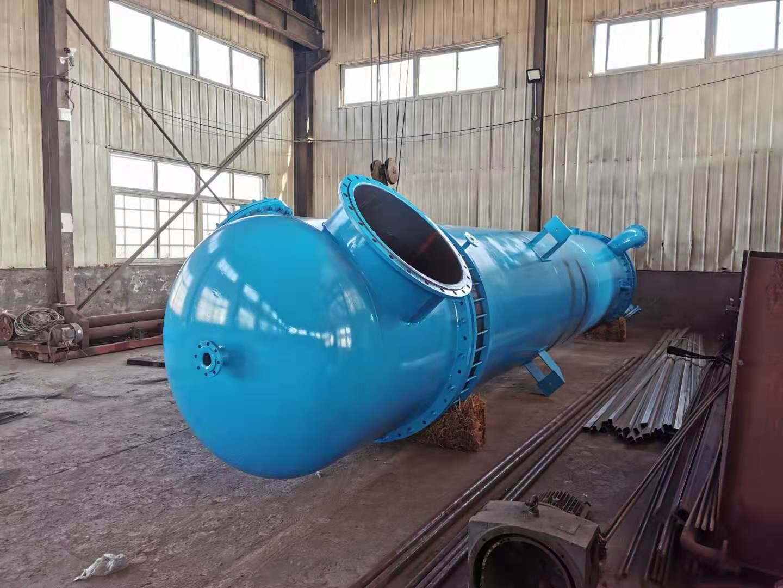 选购价格优惠的石墨酸雾冷凝器就选鹏业环保设备_石墨拉西环供应厂家