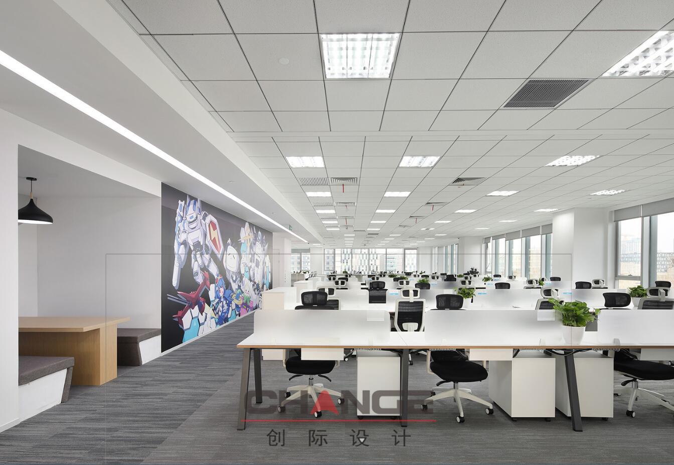 昆山辦公樓裝修哪家好-可靠的辦公室裝修