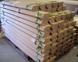 快乐包装厂家直销纸角钢生产销售一体价格低廉