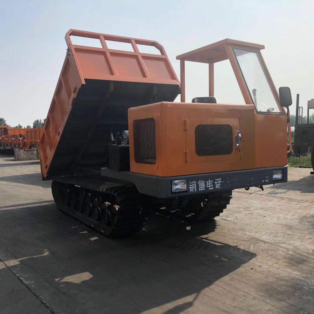 沙漠专用工程履带四不像运输车