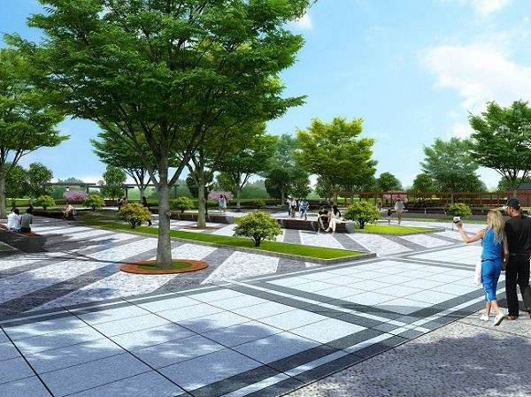 哈尔滨园林景观绿化设计找哈尔滨博然设计_专业可靠|哈尔滨酒店设计标准
