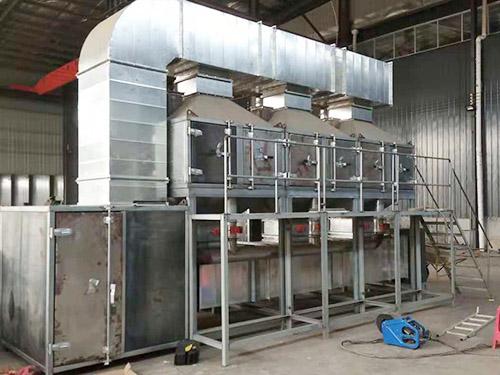 RCO催化燃燒裝置供應商-新款催化燃燒設備推薦