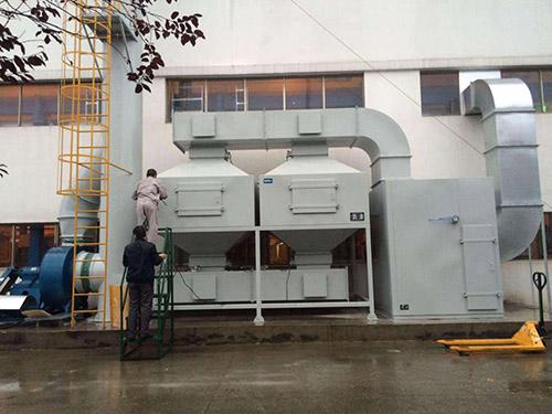 RCO催化燃燒裝置批發-哪里能買到好用的催化燃燒設備