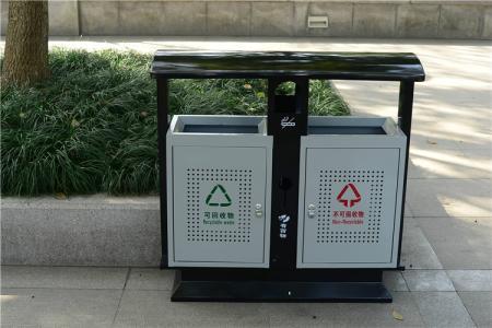 找哈尔滨室外垃圾桶 哈尔滨物业垃圾桶-来找哈尔滨永生容器