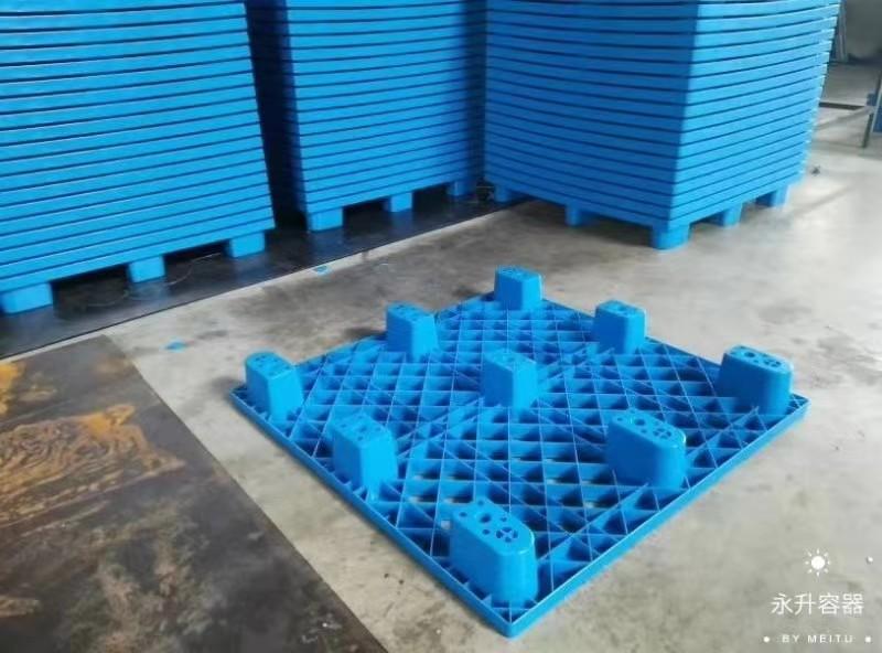 找哈爾濱叉車塑料托盤|哈爾濱塑料托盤-選哈爾濱永生容器