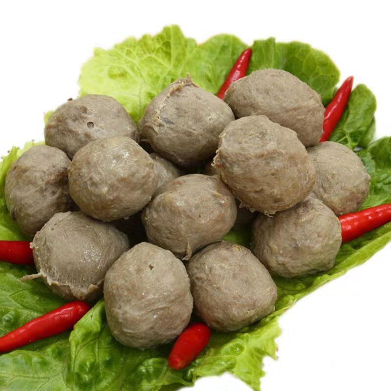 西藏优惠的猪肉丸-汕头口碑好的墨鱼丸供货商