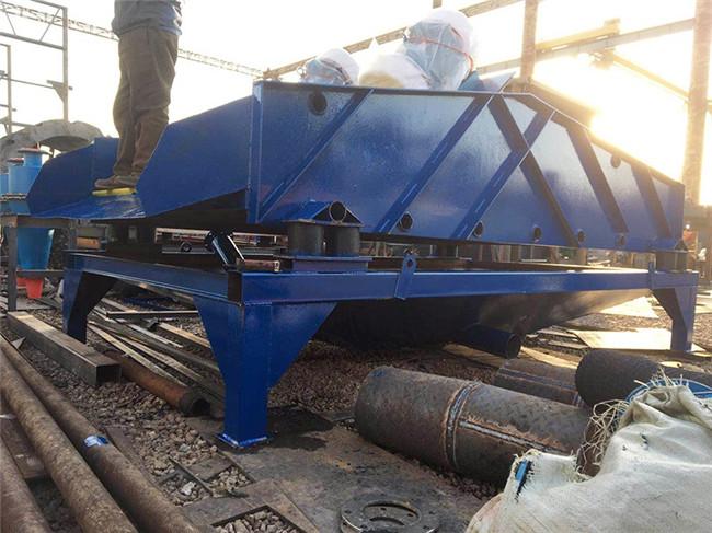 细沙回收脱水筛设备