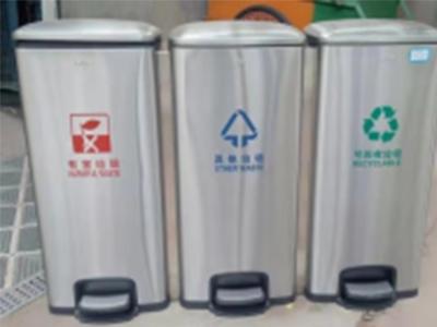 青海環衛車輛種類-供應劃算的青海垃圾桶
