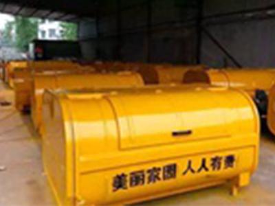 西寧垃圾桶廠家銷售-西寧哪里有供應優良的西寧垃圾斗
