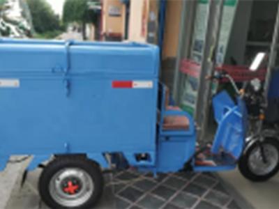 西宁机动环卫车辆-选好用的西宁保洁清运车-就到青海邦洁环卫设备