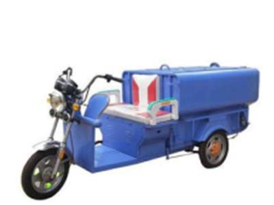 青海太陽能廣告垃圾桶_西寧好用的青海保潔清運車供應