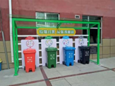 西寧移動公廁,青海垃圾桶.西寧垃圾桶廠家-青海邦潔