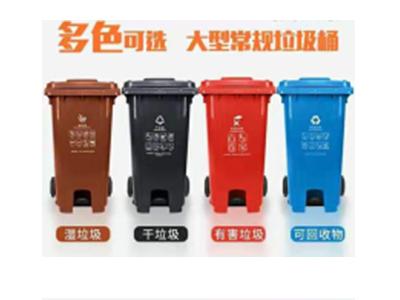 西宁环卫设施-价格公道的西宁垃圾桶就在青海邦洁环卫设备